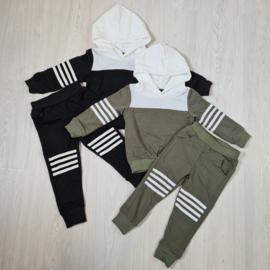 Striped boys set