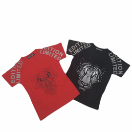 Tiger & limited tee