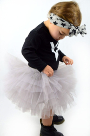 The perfect tutu grey