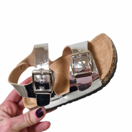 Not your basic sandals - Silver