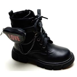 Matte love boots