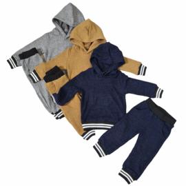 Boys hooded set