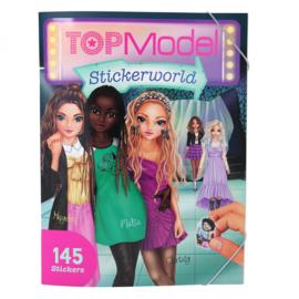 TOPModel Stickerworld 3 meisjes