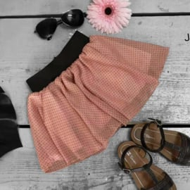 Dotted tutu - pink