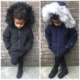 Cool boys parka 2.0