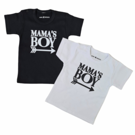 Mama's boy arrow Shortsleeves