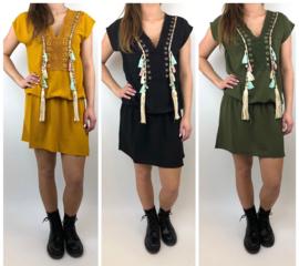 Tassel ibiza dress