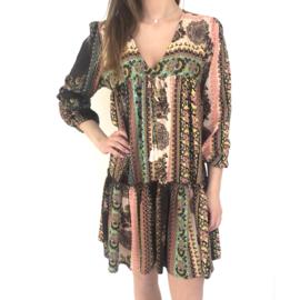 All kinds of prints dress