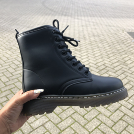 Add some black boots