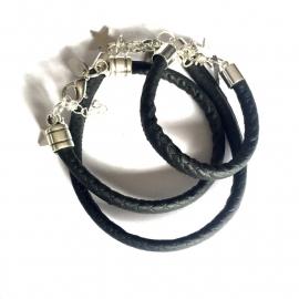 Baby Black snake bracelet