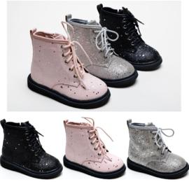 Shiny star boots