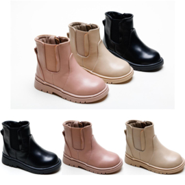 Basic baby boots