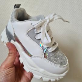 Some glitter sneaker - Silver