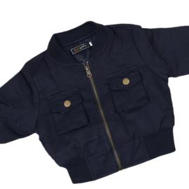 Darkblue boys jacket