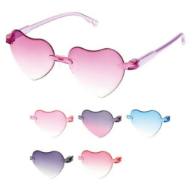 Hearts sunglasses - kids