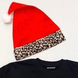 Kerstmuts leopard