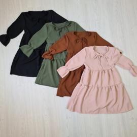 Layered dress - 4 colors