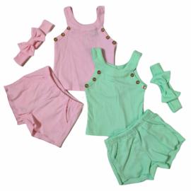 Baby pastel set