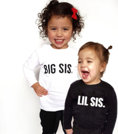 Big Sis & Lil Sis longsleeves