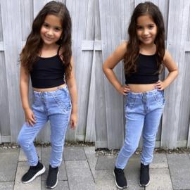 Lace & Denim jeans