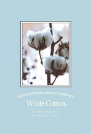 """White Cotton"" Geurzakje"