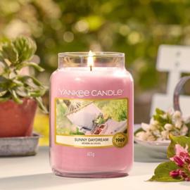 Yankee candle, Sunny Day Dream, Jar large