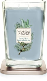 """Coastal Cypress"" Yankee Candle, Elevation coll. large"