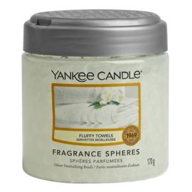 """Fluffy Towels"" Frangrances Sphères Yankee Candle"