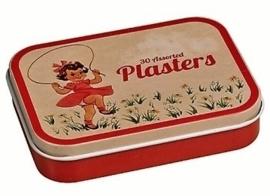 Pleisters Vintage girl