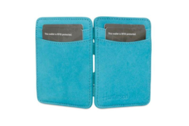 "Magic Wallet ""Hunterson"", turquoise"