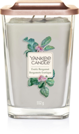 """Exotic Bergamot"" Yankee Candle, Elevation coll. large"