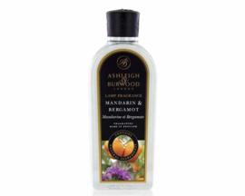 """"""" Mandarin & Bergamot"""" Geurolie 'Ashleigh & Burwood' (1/2l)"""