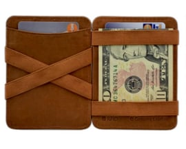 "Magic Wallet ""Hunterson"", zwart"