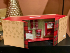 Giftbox  Yankee Candles