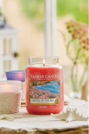Yankee candle, Garden by the Sea, Jar large