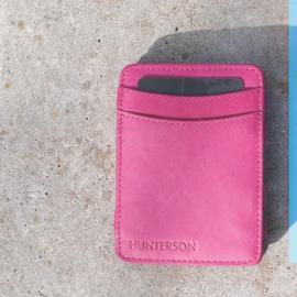 "Magic Wallet ""Hunterson"", raspberry"