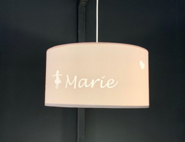 "Gepersonaliseerde hanglamp ""My Little Lamp"""