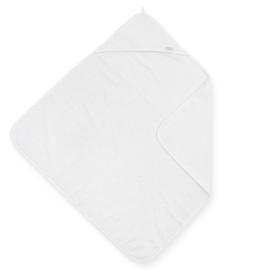 """""""Jollein"""" Badcape 75x75cm, wit, met of zonder naamborduring"""