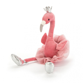 "Knuffel ""Jellycat"" Fancy Flamingo"