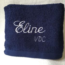 Handdoeken  Donker blauw