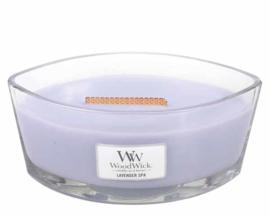 """Lavender Spa"" WoodWick Ellipse 50u."