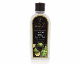 """"""" Lime & Basil"""" Geurolie 'Ashleigh & Burwood' (1/2l)"""