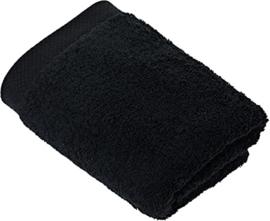 Handdoek Zwart (50 x 100) + 1 naam geborduurd