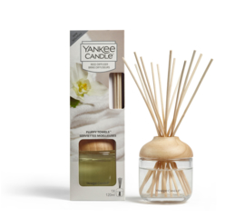 """""""Fluffy Towels"""" Reeddiffuser Yankee Candle"""