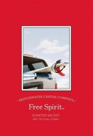 """Free Spirit"" Geurzakje"