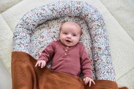 """""""Jollein"""" Baby Deken Bliss Knit 75x100cm, Caramel, met of zonder naamborduring"""