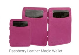 "Magic Wallet ""Hunterson"", raspberry"