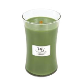 "WoodWick Jar Large ""Evergreen"""
