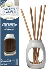 """Fluffy Towels"" Pre-fragranced Reeddiffuser Yankee Candle"