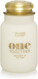 Yankee candle, One Together, Jar large